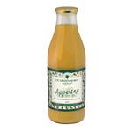 Olmenhorst biologische appelsap fles 1 liter