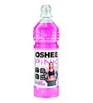 Oshee pink grapefruit isotonic sports drink pet 0.75 liter