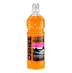 Oshee orange isotonic sports drink pet 0.75 liter