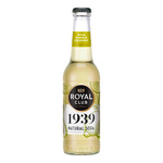 Royal club 1939 natural soda  fresh lemon & cucumber flesje 275 ml