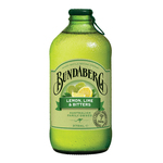 Bundaberg lemon lime bitters flesje 375 ml