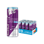 Red bull the purple edition sugar free blik 250 ml