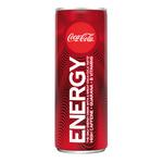 Coca-Cola energy blik 25 cl
