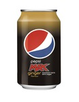 Pepsi max ginger blik 33 cl