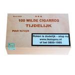 Tijdelijke aanbieding wilde cigarros a100