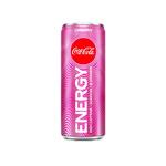 Coca-Cola energy cherry blik 25 cl