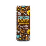 Chocolovely original chocolatemilk blik 250 ml