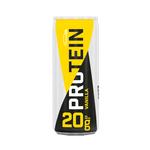 Globemilk protein vanilla blik 250 ml