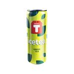 Thom's T green tea blik 25 cl