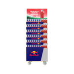 Red bull 360 regular & watermelon display RB99700