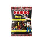 Haribo gekleurde dropmix 250 gr