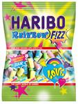 Haribo rainbow fizz zak 200 gr