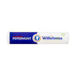 Wilhelmina pepermunt vegan rol 40 gr