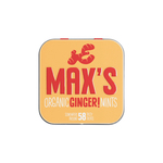 Max's organic ginger mints 35gr. a8