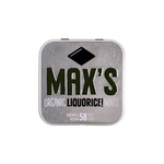 Max's organic liquorice mints 35gr. a8