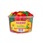 Haribo fruit rotella
