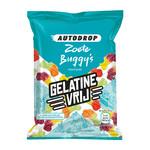 Autodrop zoete buggy's gelatine vrij zakje 30 gr