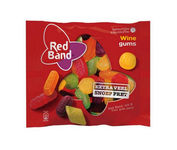 Red Band winegums 400 gr