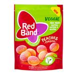 Red Band veggie peaches zak 150 gr