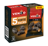 Venco NL drop zacht zoet 5 x 32 gr