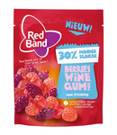 Red Band berries winegum mix 210 gr