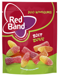 Red Band duo winegums zoet zuur stazak 235 gr