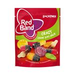 Red Band snoepmix crazy zak 270 gr