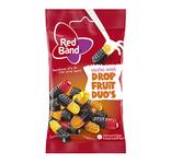 Red Band dropfruit duo's zakje 30 gr