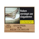 Stuntprijs wilde cigarillos a50