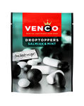 Venco droptoppers salmiak mint stazak 255 gr