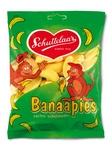 Schuttelaar banaapies 200 gr