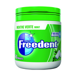 Freedent mint bottle 84 gr