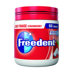 Freedent strawberry bottle 84 gr