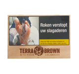 Terra brown wilde cigarillos a50
