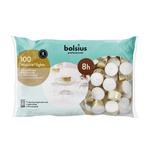 Bolsius professional waxine lichten wit 8 uur 100 stuks