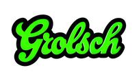 Grolsch led sign woordmerk groen