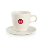 Douwe Egberts cafe latte mok