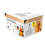 Johnnie walker & ginger ale promobox