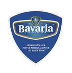 Bavaria biervilt 80 stuks p/rol