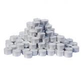 Q-light Theelichten met cup 8 uur 400 stuks