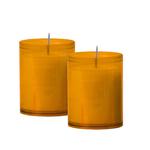 Veerpoort refills amber 60 stuks
