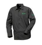 Grolsch overhemd zwart heren 3XL