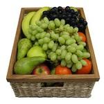 Fruitmand fruit op het werk basis 6kg