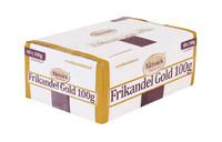 Klassiek frikandel goud 100 gr