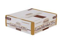 Klassiek lunchkroket 25% 100 gr