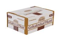 Klassiek gehaktstaaf pikant 120 gr