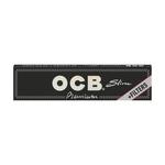OCB premium slim paper + filter tips boekje 32 vloeitjes + 32 tips