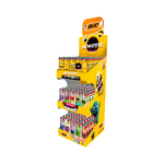 Bic j25 3 level display monsters a150
