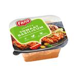 Fano italiaanse spread tomaat basilicum portie 50 gr