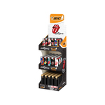 Bic rolling stones 3-level display a150